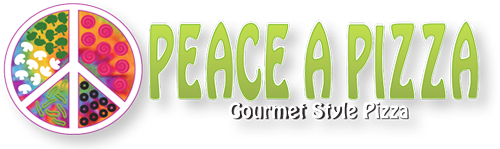 Peace a Pizza Gourmet Style Pizza